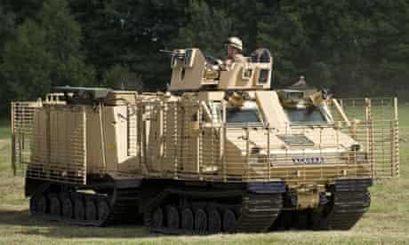 viking armoured vehicle