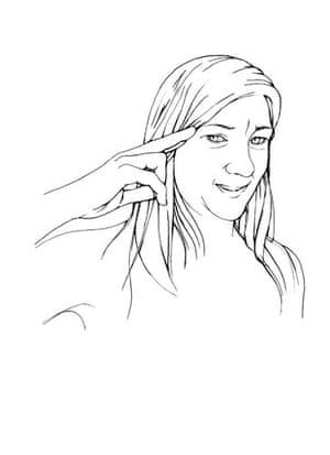 Learn Spanish gestures: Learn Spanish gestures part 2: Food part 3