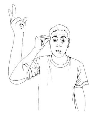 Learn Spanish gestures: Learn Spanish gestures part 3: food part 4