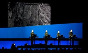 Kraftwerk In concert