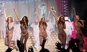Girls Aloud Brit Awards 2009