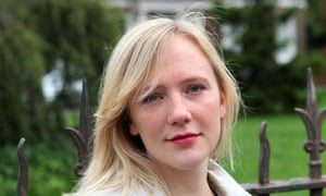 Stella Creasy, Labour parliamentary candidate for Walthamstow, photographed in Forest Road, London.