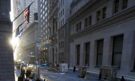 Sunrise on Wall Street