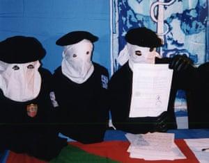 History of ETA: 1999: Masked Eta members announce the end of a ceasefire