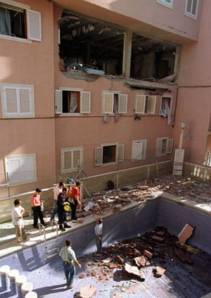 History of ETA: 2001: Torrevieja apartment where alleged ETA member Olaia Castresana died