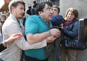 History of ETA: 2008: Javier Lopez Pena, alias Thierry, the suspected leader of ETA