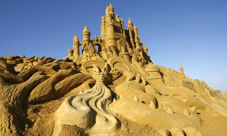 2f7f1ac6f How to build the perfect sandcastle