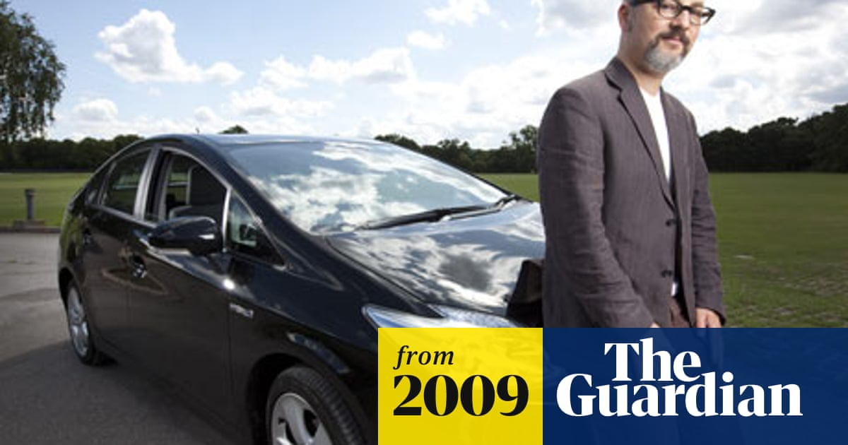 Toyota Prius review – silence of the lanes | Environment | The Guardian