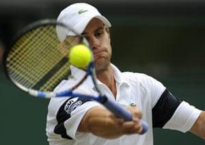 Tennis: Wimbledon men's final