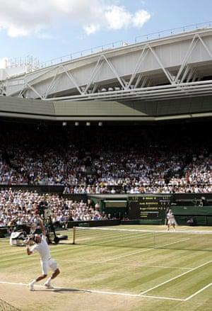 Tennis: Tennis - 2009 Wimbledon Championships