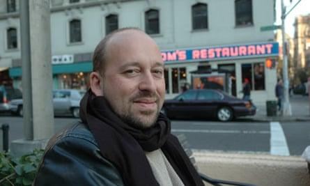 Gavin Schmidt, a Nasa climate modeller