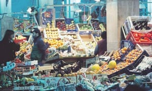 Learn Italian phrases part two: market for intro