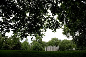 7/7 memorial Hyde Park: A Memorial To The Victims Of The 7/7 Bombings Is Unveiled.