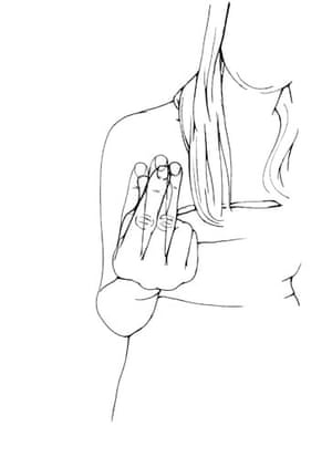 Italian gestures part two: Learn Italian gestures part two: two