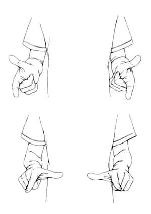 Italian gestures four: Italian gestures part four: two
