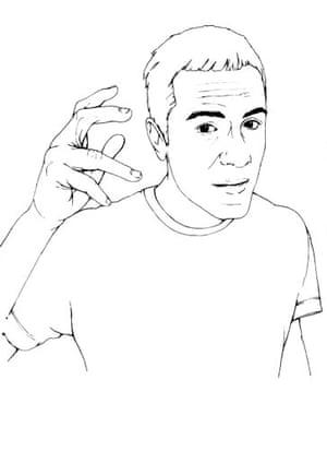Italian gestures four: Learn Italian gestures part four: four