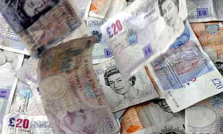 Pile of cash/money