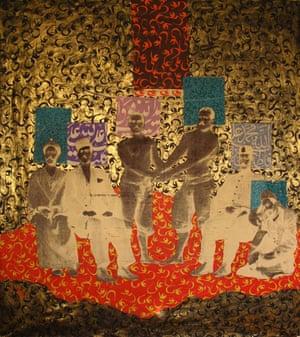 Jameel prize: Ya Ali Madad 2 (2008), by Khosrow Hassanzadeh