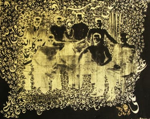 Jameel prize: Ya Ali Madad 1 (2008), Khosrow Hassanzadeh