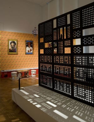 Jameel prize: General view of the Jameel Prize, Victoria & Albert Museum