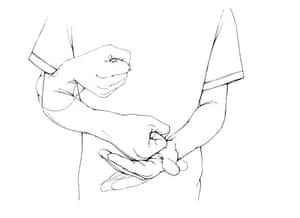 Italian gestures five: Learn Italian gestures part five: two