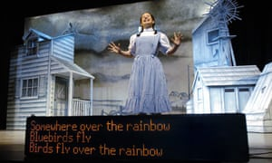 The Wizard of Oz, The Lowry, Salford Quay