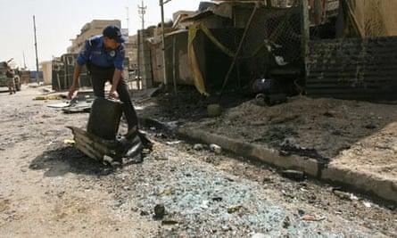 Iraq bomb Sadr city