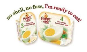 Happy boiled egg