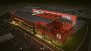 Football stadia: Bristol City