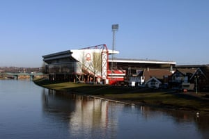 Football stadia: Nottingham Forest