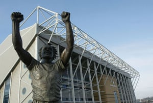 Football stadia: Leeds United