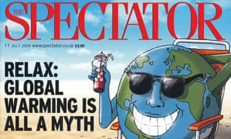 Blog The Spectator: Relax: Global warming is all a myth