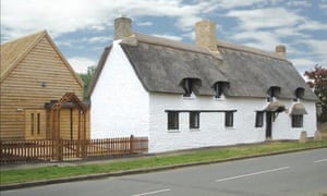 John Clare renovated cottage