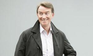 Peter Mandelson arrives back in UK