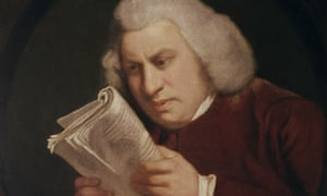 <Dr. Samuel Johnson> by Joshua Reynolds