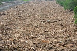 Typhoon Morakot aftermath: Typhoon Morakot aftermath Taiwan