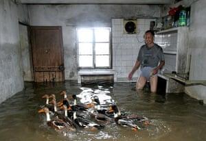 Typhoon Morakot aftermath: China affected by Typhoon Morakot