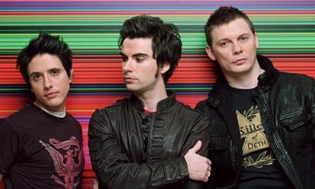 Sterephonics rock band