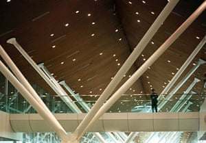 Airport design: Inside Malaysia's new Kuala Lumpa International Airport in Sepang