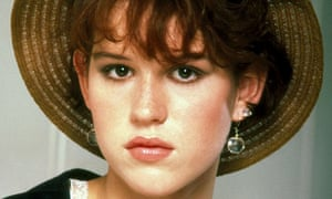 """""""Molly Ringwald in Sixteen Candles"""""""