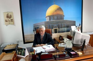 Israel-Palestine timeline: 2003. Mahmoud Abbas became Palestinian prime minister