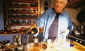 ROBERT CARRIER AT HOME - 1998