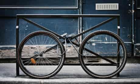 Bike theft in London
