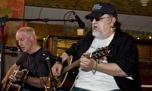 Photo of Sid SELVIDGE and Jim DICKINSON