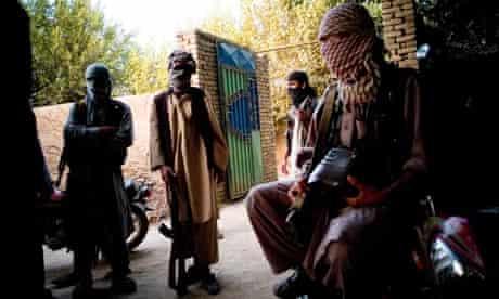 Taliban in Kunduz province