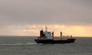 Arctic Sea cargo ship