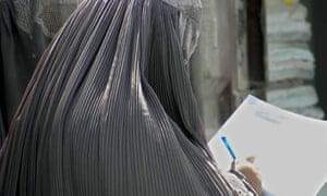 Afghan general election preprations