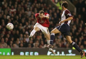 Wayne Rooney Top Ten: Wayne Rooney scores his second goal of the game against Middlesbrough