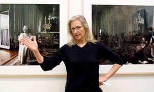 Photographer Annie Leibowitz