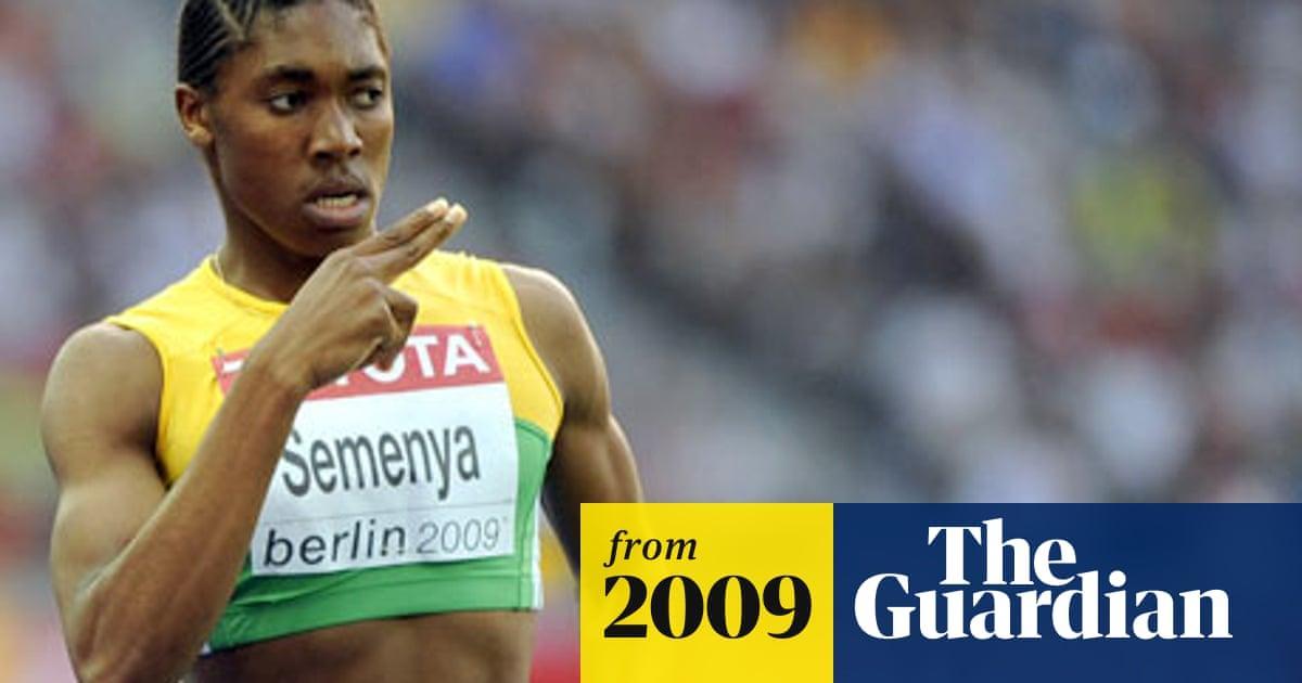 Caster Semenya testosterone levels within normal range